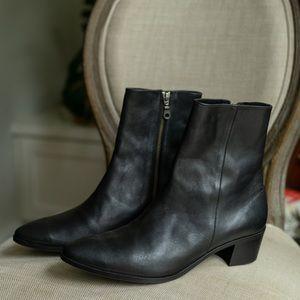 Modern Vice leather Santa Monica Black boot